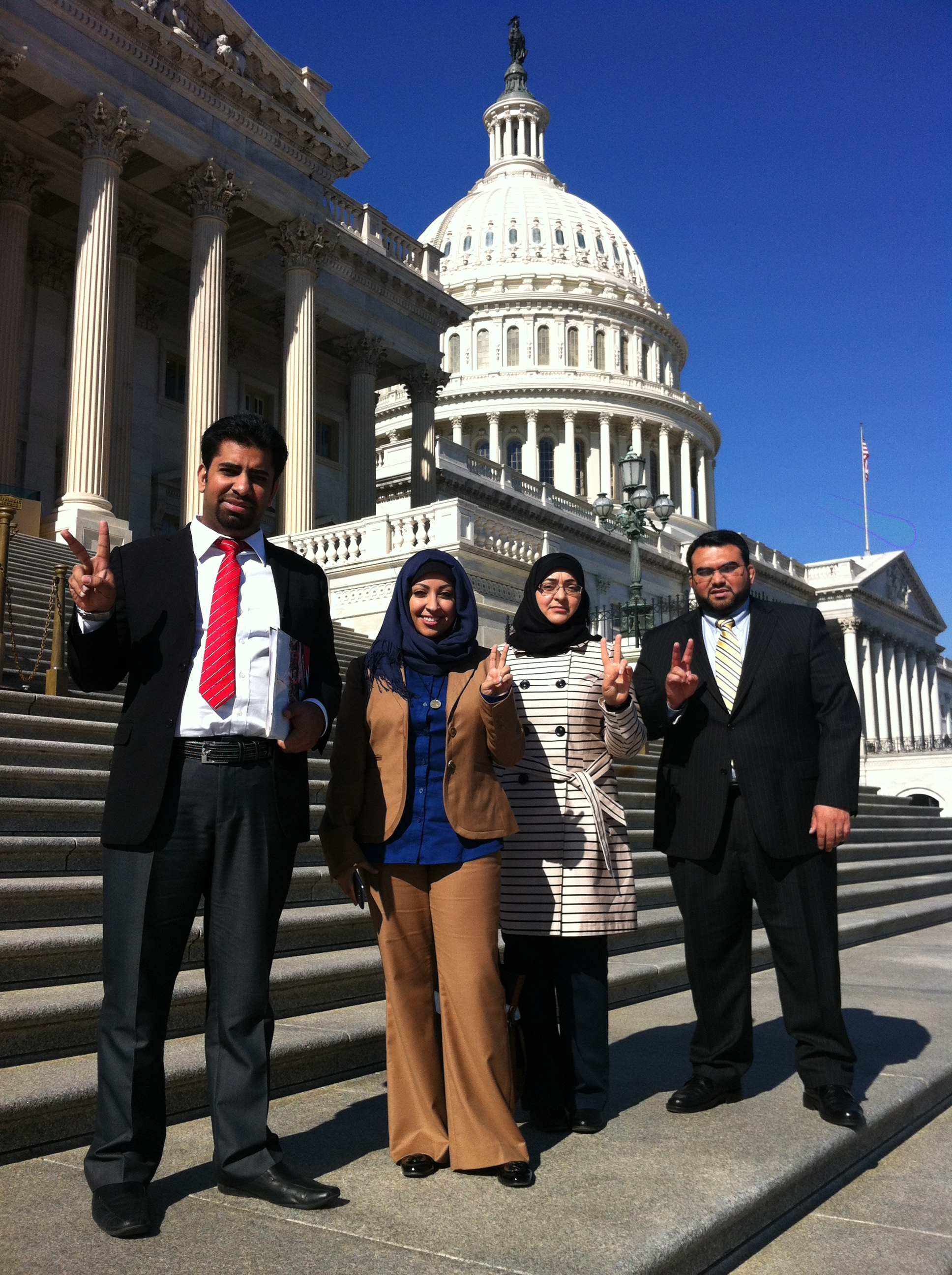 2013_2_Guests at the U.S. Capitol