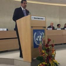 Bahrain Undersecretary at HRC28
