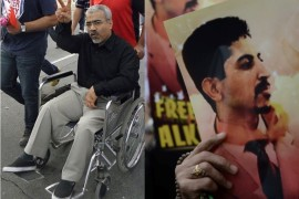 Bahrain's Leading Human Rights Defenders on Hunger Strike