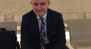 Michael Payne Delivers Oral Intervention on Cooperation between Kingdom of Saudi Arabia and OHCHR at HRC29