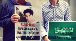 Saudi Arabia on the 13th Annual World Day Against the Death Penalty